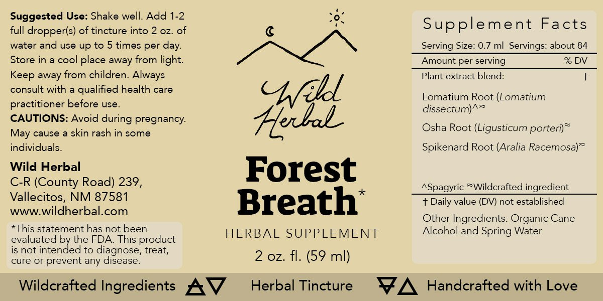 Forest Breath Formula