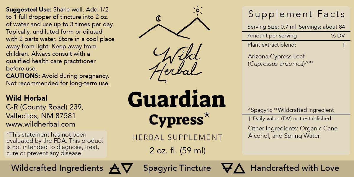 Guardian Cypress