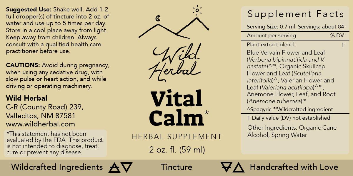 Vital Calm Formula