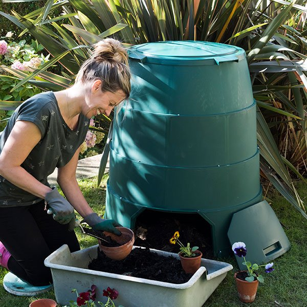 Composting During Autumn And Winter