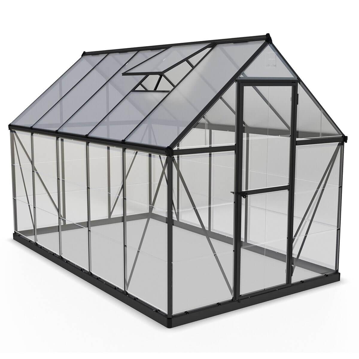 The Hybrid – A Palram Polycarbonate Greenhouse