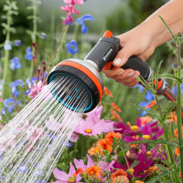 Gardena . . . a leading brand for high quality garden tools