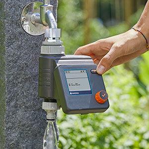 gardena select water timer
