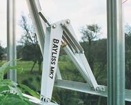 greenhouse vent opener