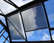 greenhouse blinds