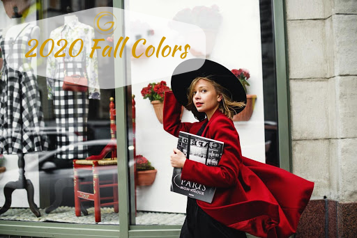 Trending 2020 Fall Colors That Are Wardrobe Must-Haves