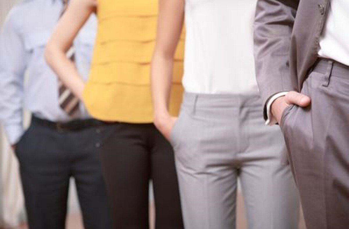 Dress Codes: Business Casual for Men During Covid