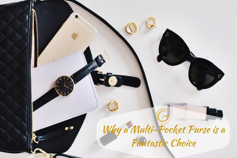 Why a Multi-Pocket Purse is a Fantastic Choice
