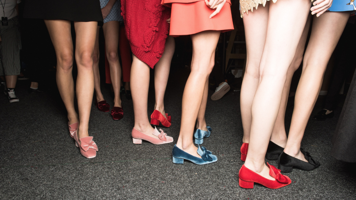 Let's talk shoes! 4 of the most wanted styles this season