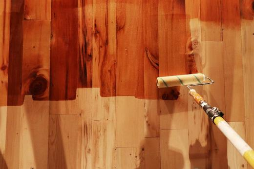 Tiny Home Renovations: From Reclaimed Barn Wood to Flooring with WOCA Woodcare