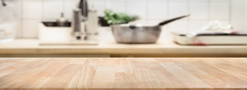 How to oil and protect a wood butcher block counter top