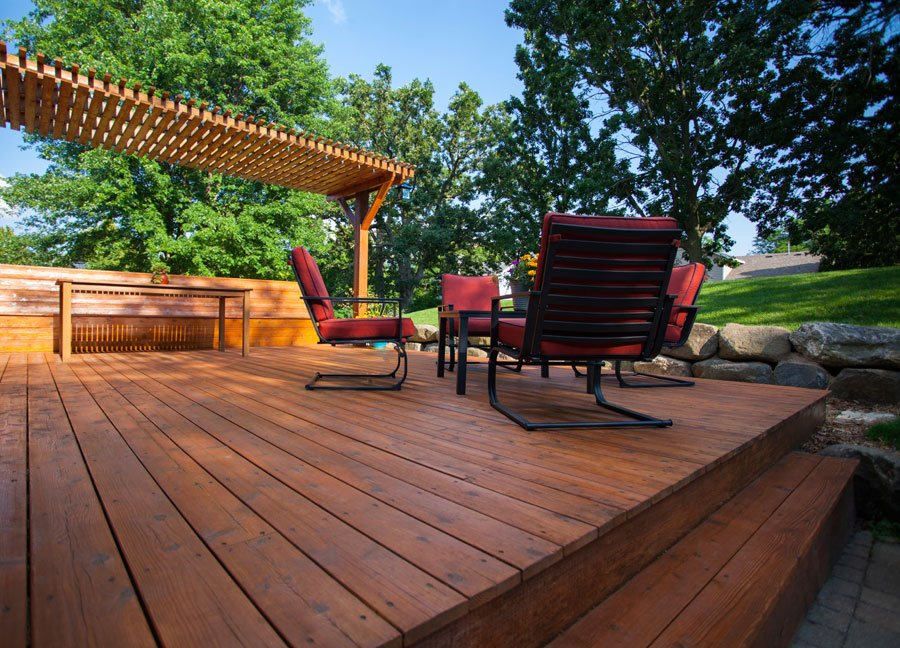 Benefits of Deck Oil