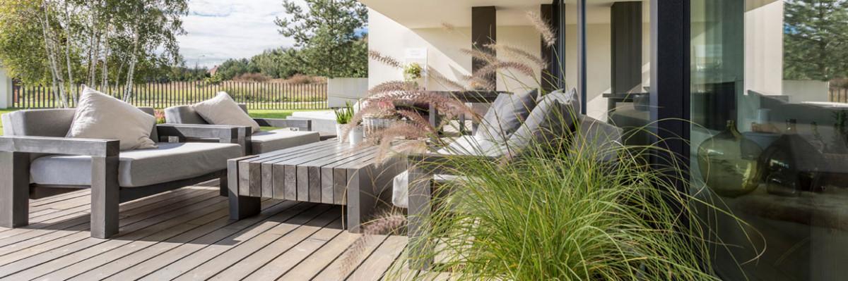 Remove Mildew from Outdoor Wood
