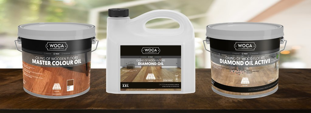 Which WOCA Oil is best for my wood finishing project?