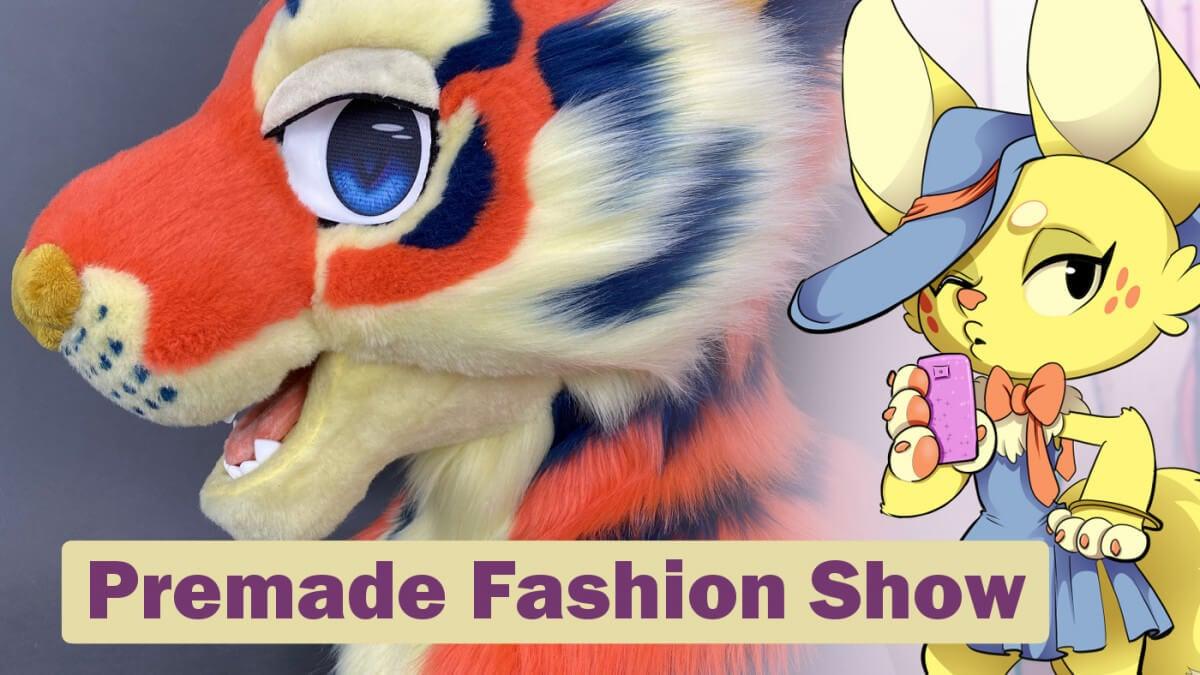 Premade Fursuit Fashion Show!