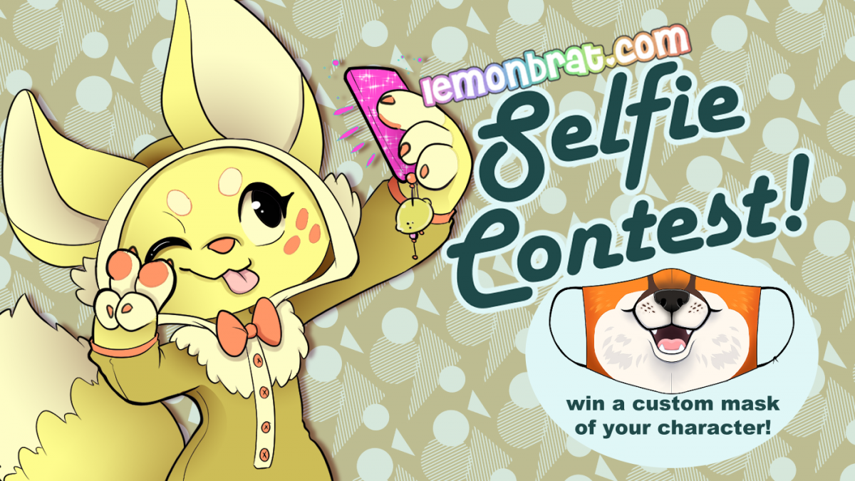 Selfie Contest on Twitter!
