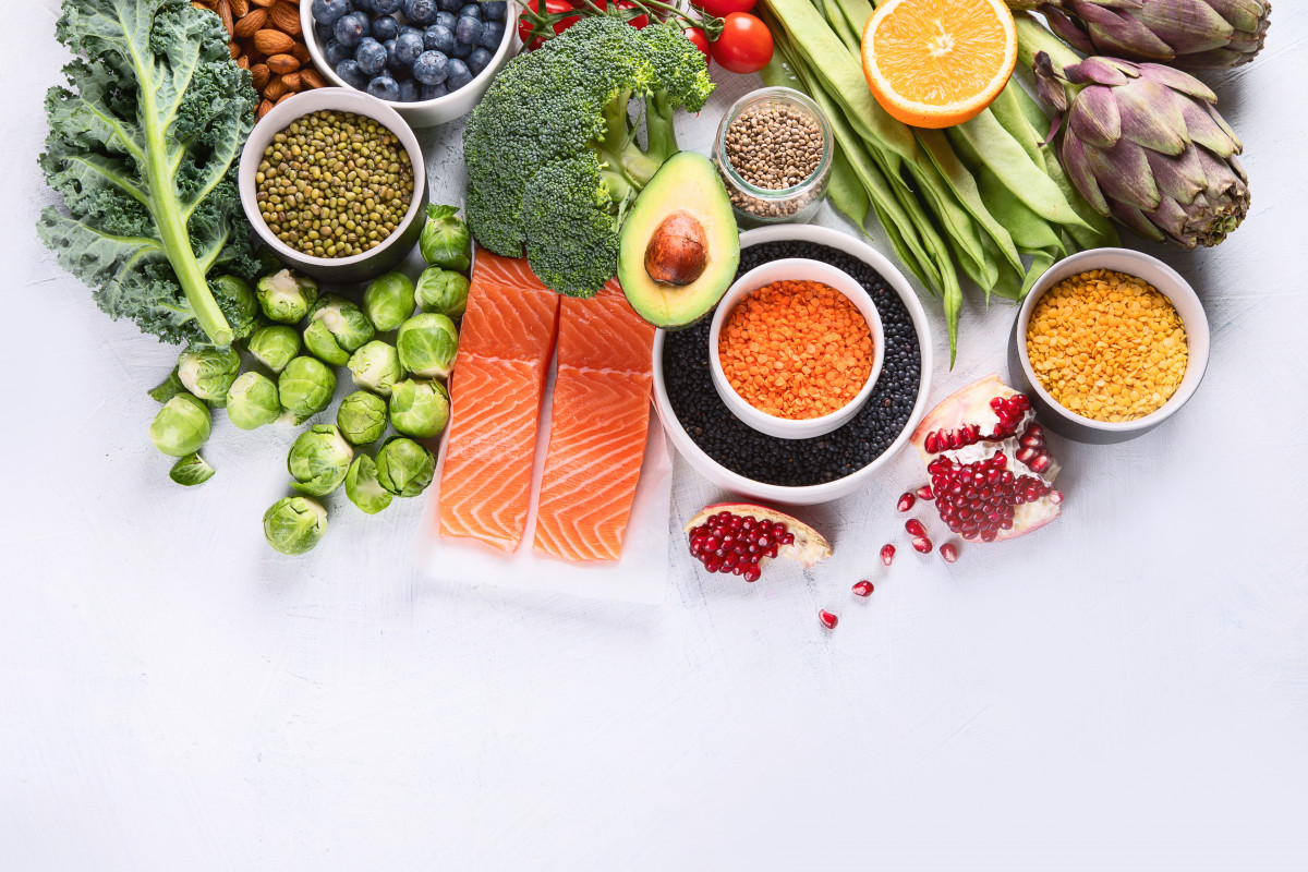 Menopause: The Role of Diet