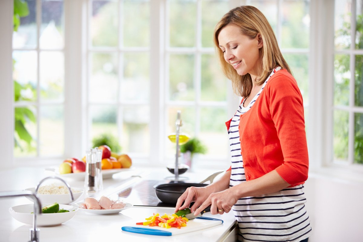 menopause and diet