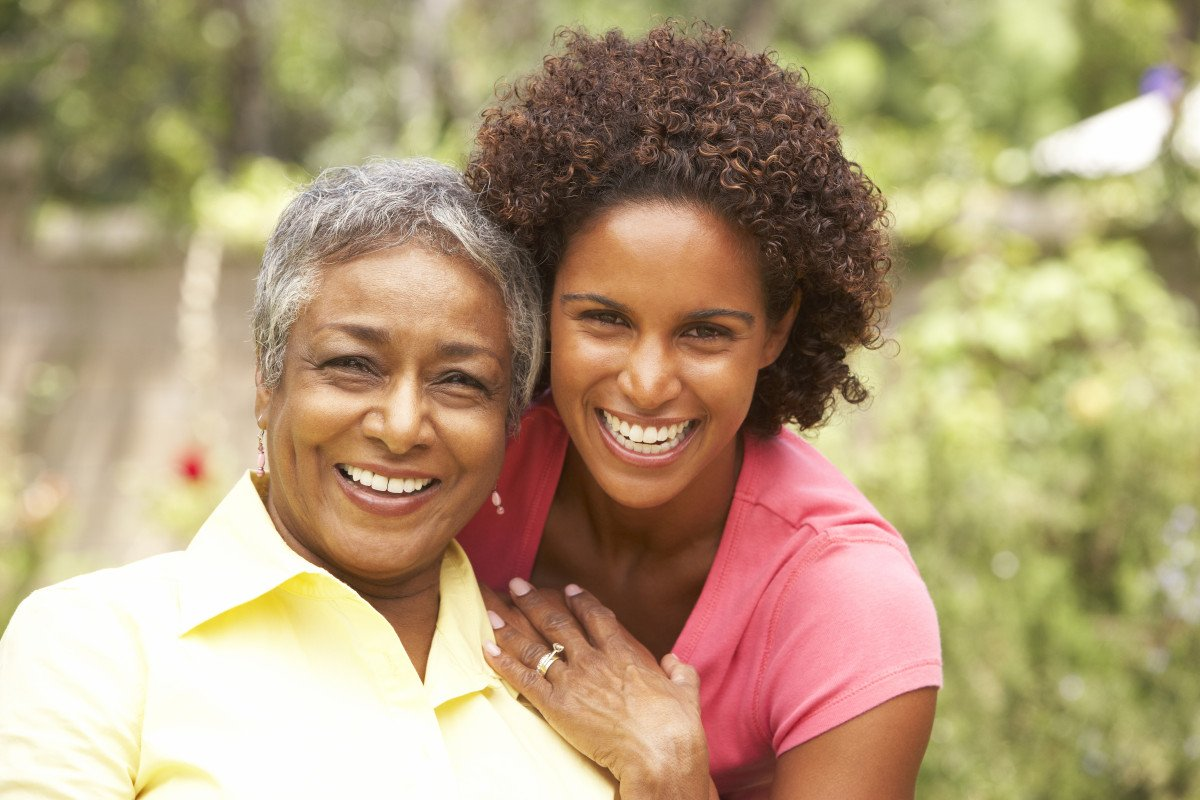perimenopause generation of mother and daughter