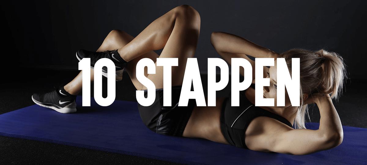 10 stappen naar een gezond gewicht