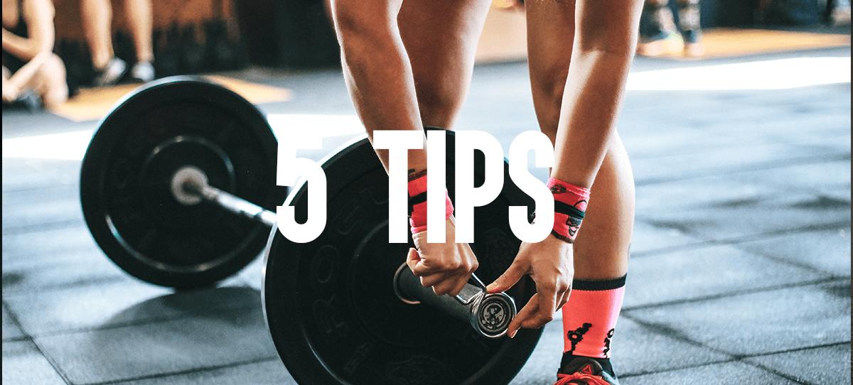 Vijf belangrijke tips voor plantaardige sporters