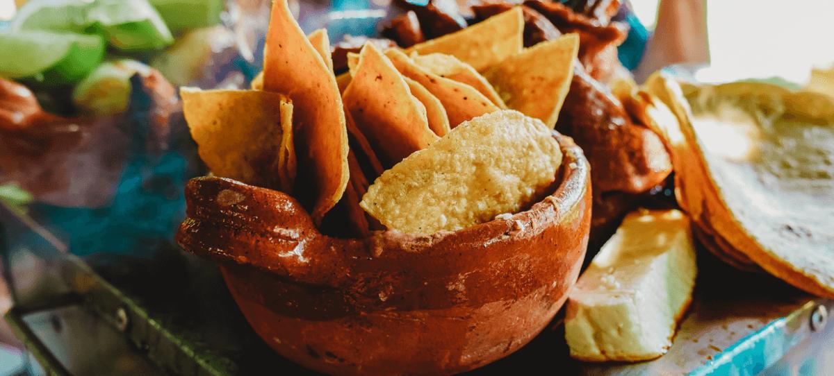 Protein Tortilla Chips