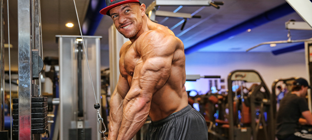 Trainingsschema Jonathan Later Arnold Classic