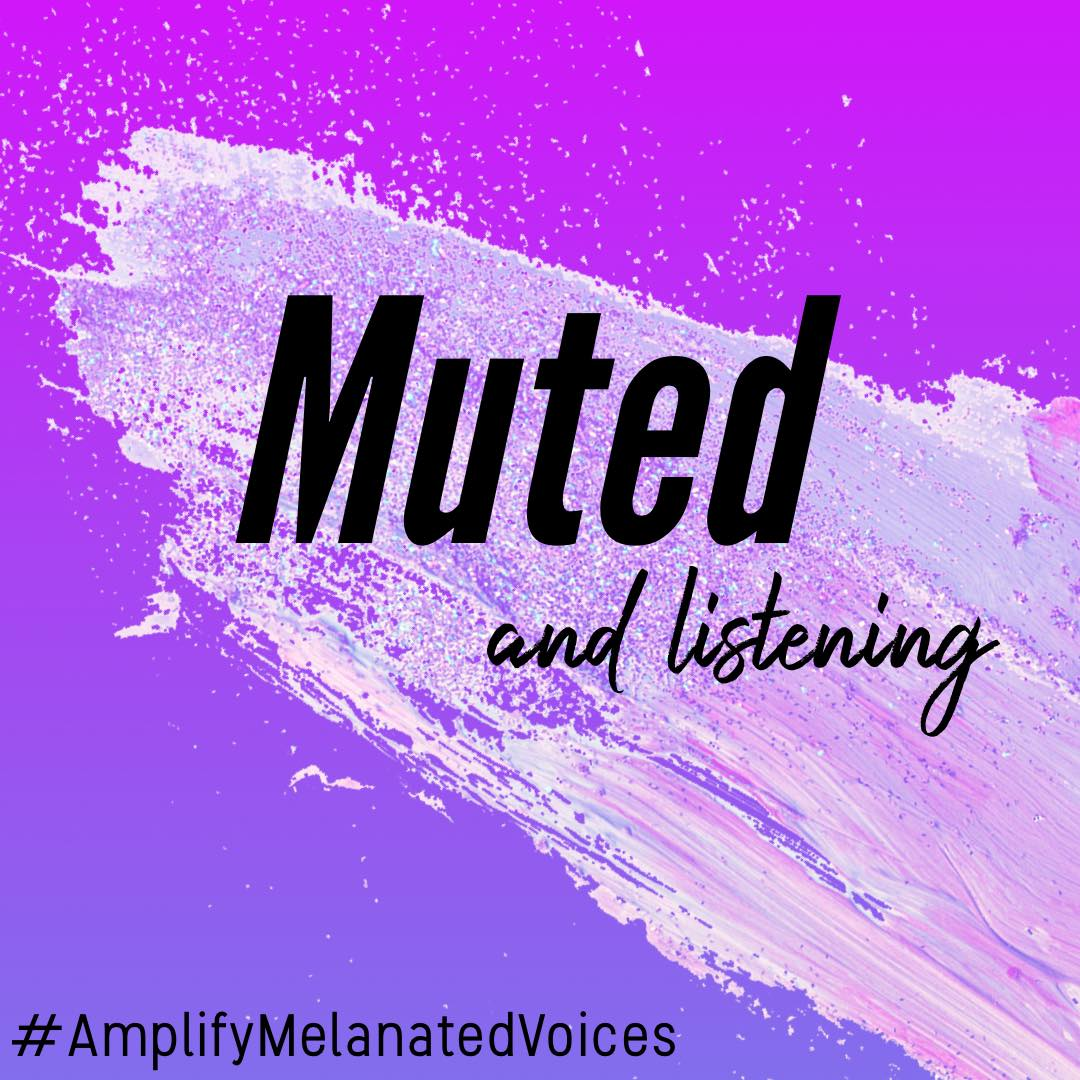 Amplify Melanated Voice Black Lives Matter