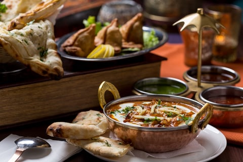 The Indian Kitchen: Street Food, Delhi Belly & Tandoori