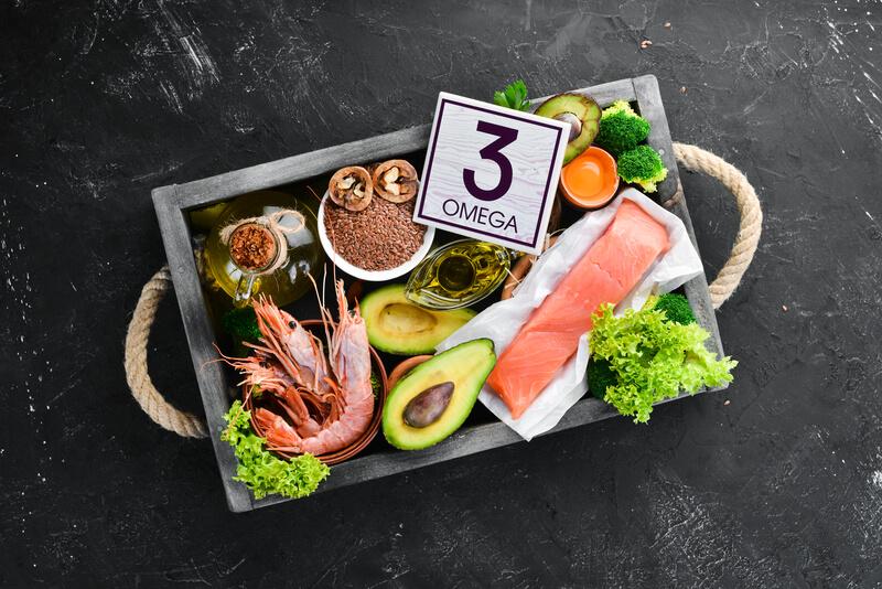 All Over Omega 3s: Eggs, Flax, Microalgae & More