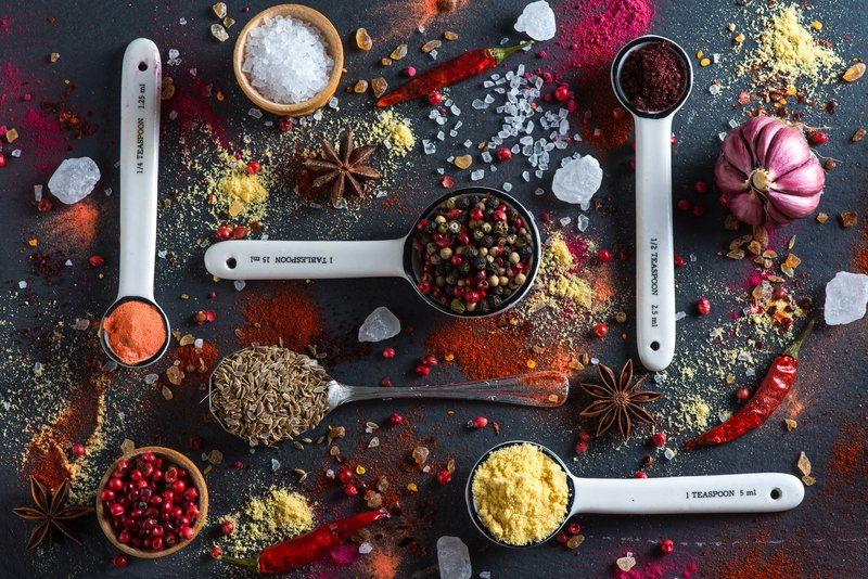 A Guide To Cooking Spices: 18 Spices For Every Kitchen