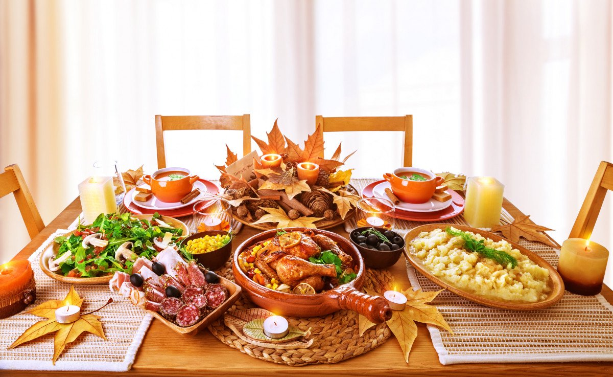 Not Enough Food & Other Thanksgiving Dinner Misadventures:  How to Prevent These 6 Common Cooking Mistake