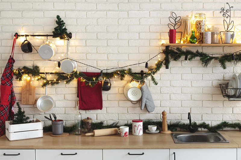8 Ways To Jazz Up Your Kitchen For The Holidays (That Aren't Kitschy)