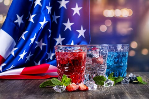 Summer Entertaining Guide:  9 Ideas For A Festive & Fun Fourth Of July Summer Party