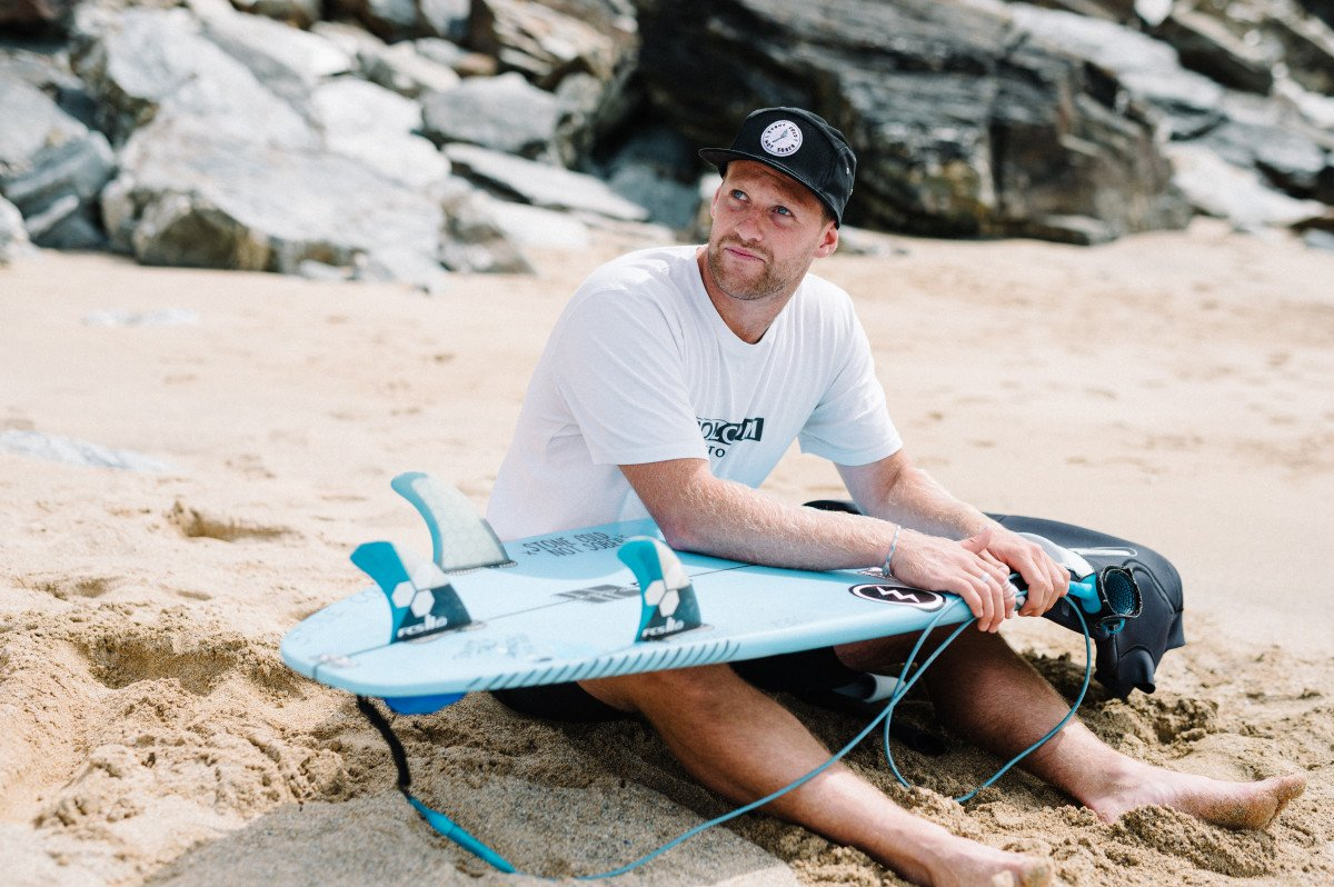 Meet Harry Timson, UK professional Surfer