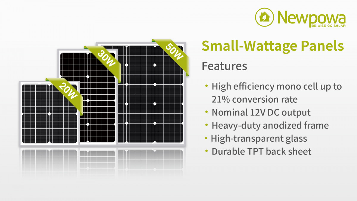 What Can a 30W Solar Panel Do?
