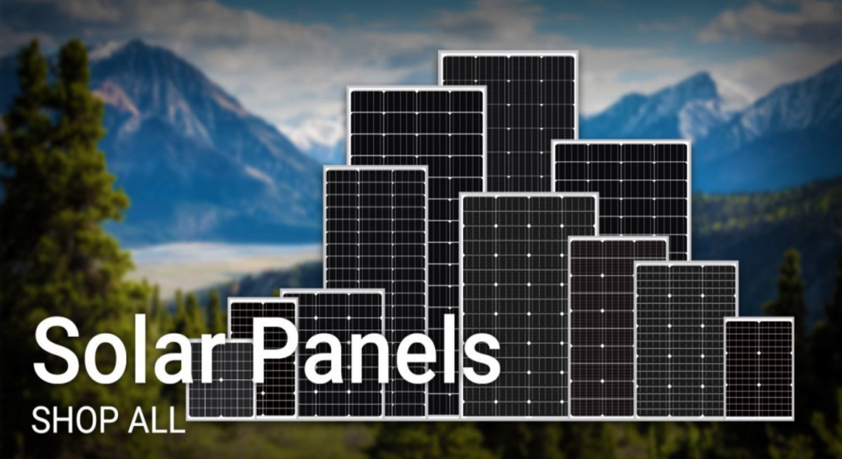 Everything you need to know about the Solar Panels starter kit!