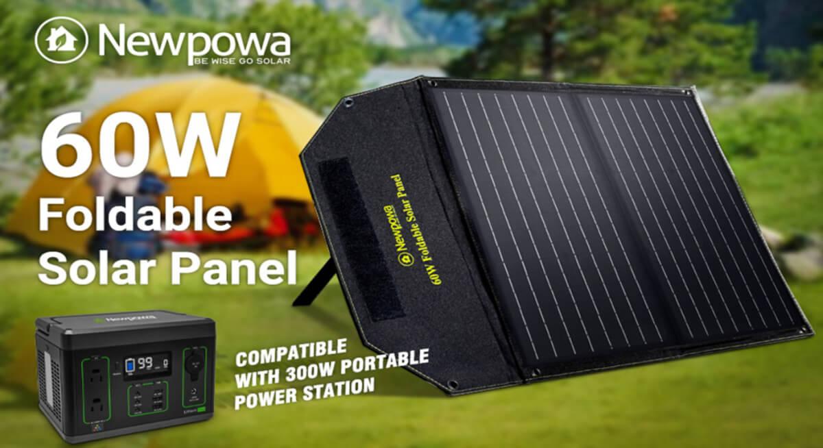 Foldable Solar Panel Brand New Series
