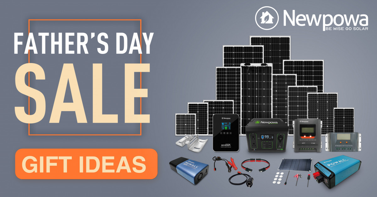 Newpowa Solar Gift Guide & Recommendations in 2021