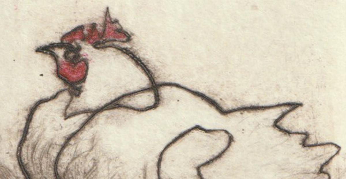 Sketching Isabella
