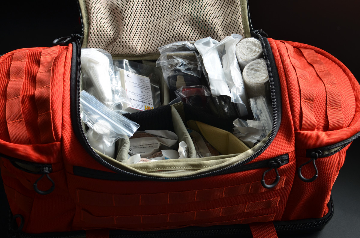 What Items Should Be In a First Aid Kit?