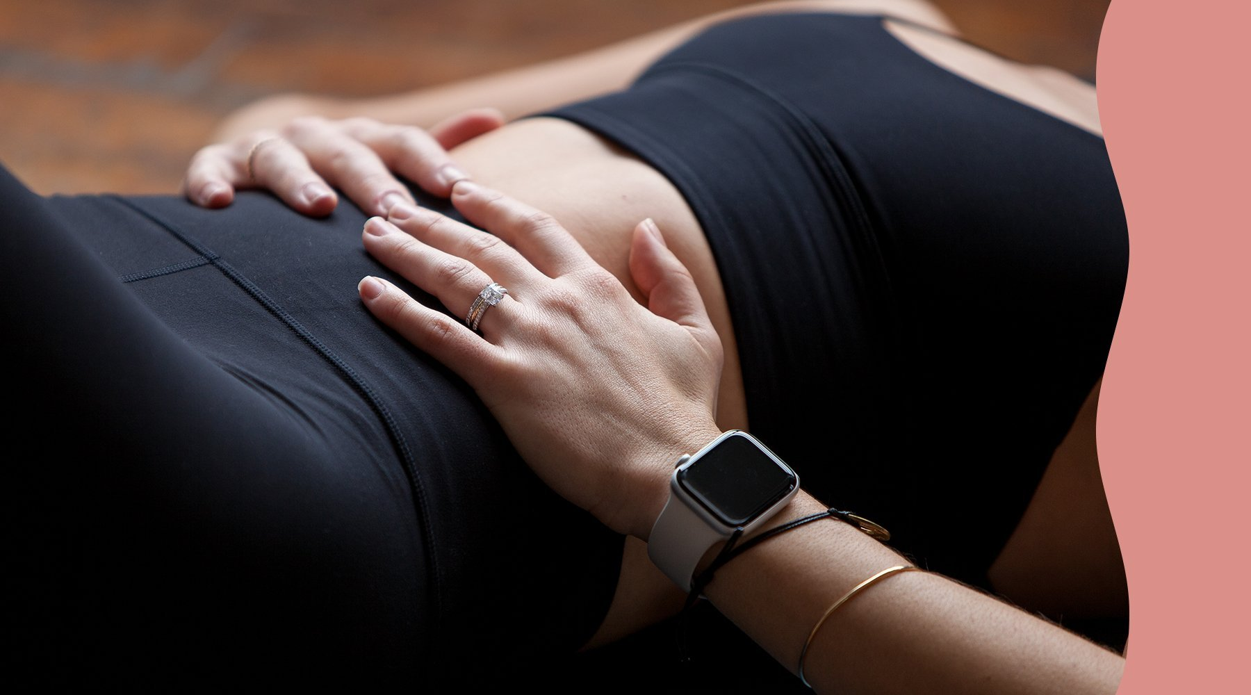 How to make exercising while pregnant less scary