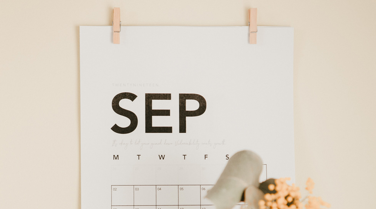 Why is September the most popular birth month?