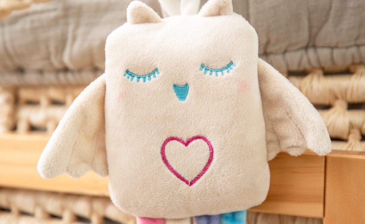 Lulla owl baby sleep aid