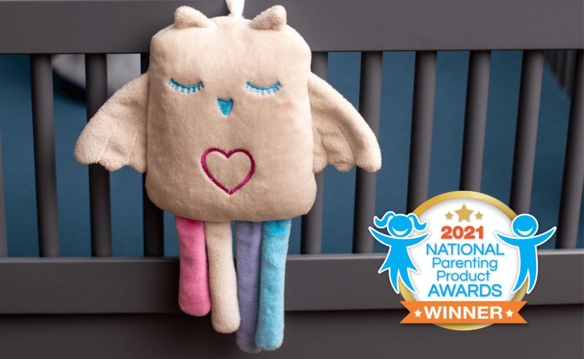 Lulla Owl has won its first award - NAPPA 2021