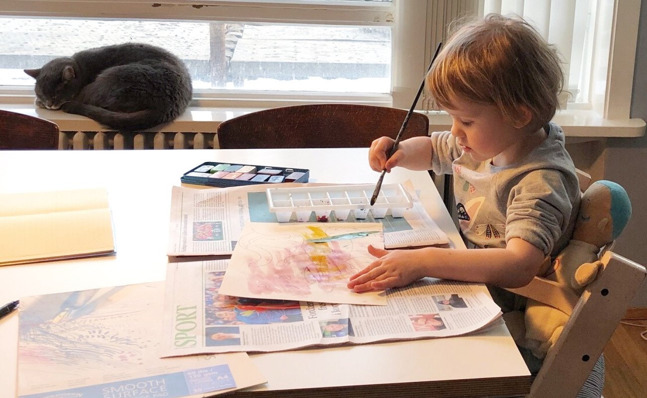 Activities for children at home