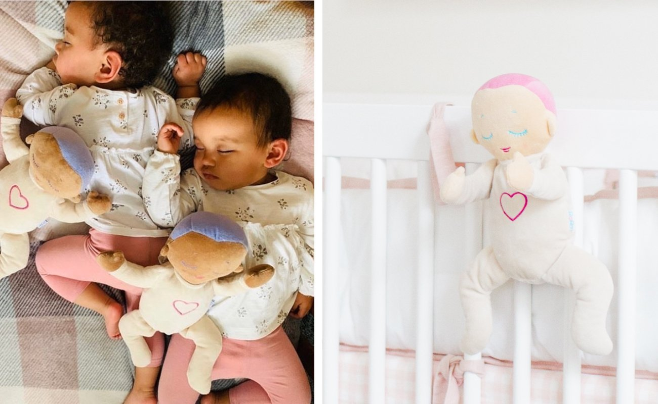 Is the Lulla doll safe?