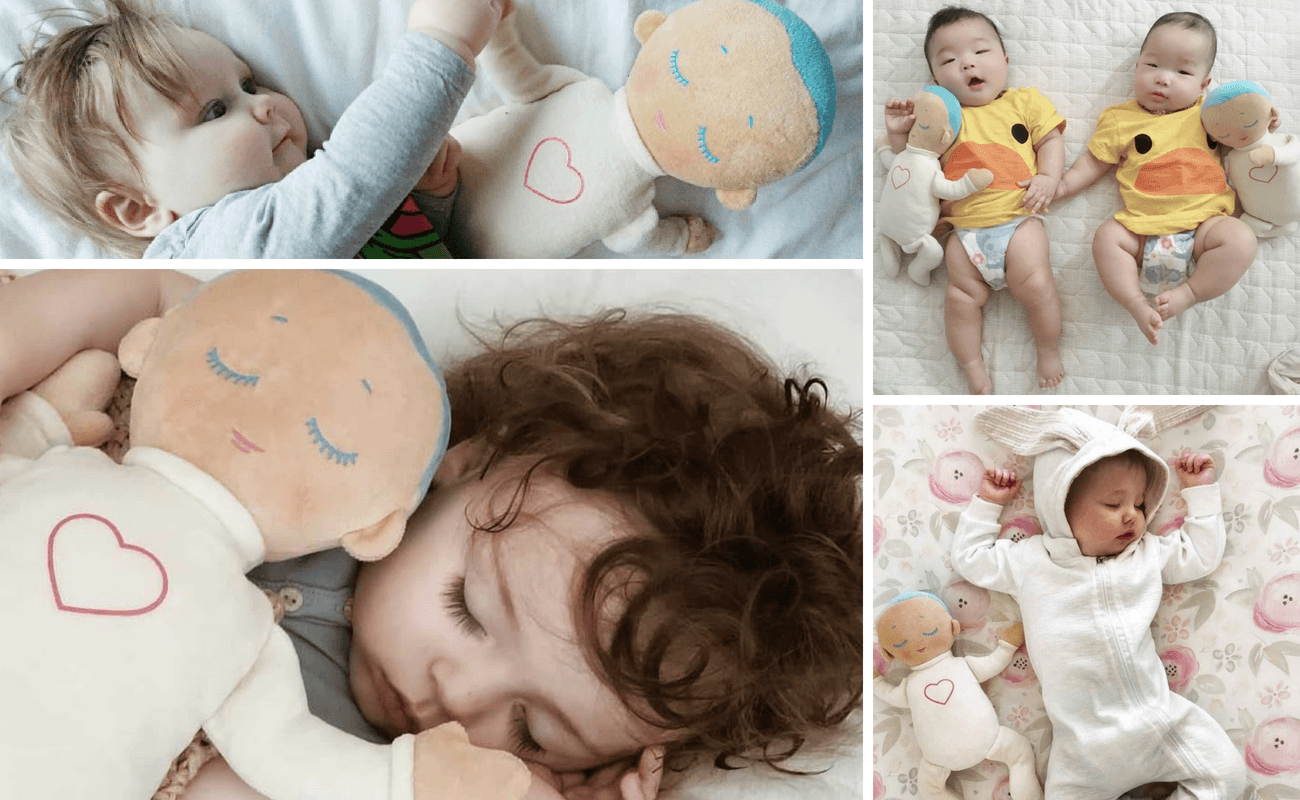 How to get the magic out of the Lulla doll - Tips from Sleep Consultants