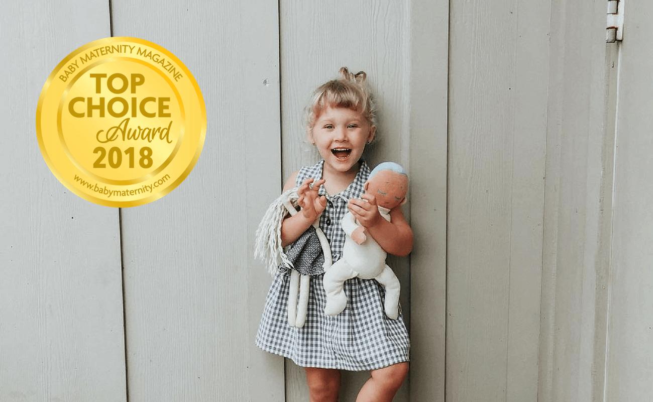2018 Top Choice of the Year Award
