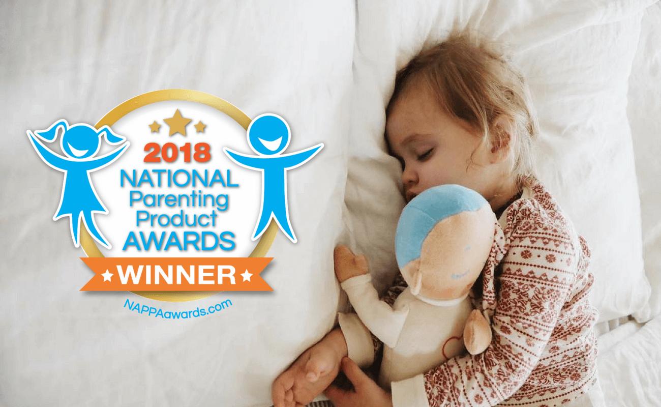 Lulla doll Sleep Companion NAPPA Awards Winner!